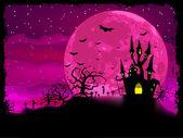 Fotografie Halloween plakát s pozadím zombie. EPS 8