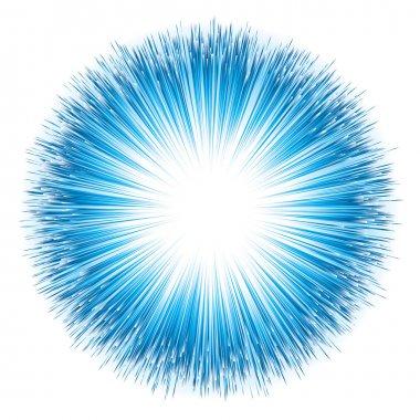 Light explosion