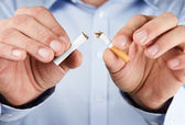 Fotografie Rauchen aufhören
