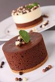 Fotografie čokoládový dort