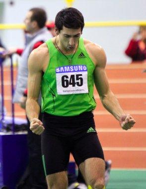 Oleksiy Kasyanov won long jump