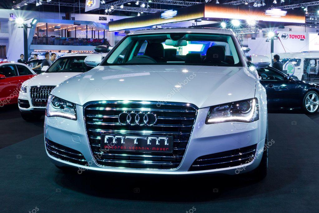 Mtm Audi A8 On Display At Thailand International Motor Expo