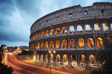 """Картина, постер, плакат, фотообои """"Колизей, Рим - Италия"""", артикул 10713120"""