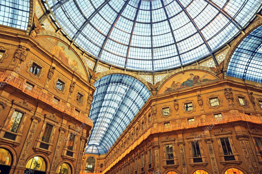 The Galleria Vittorio Emanuele II, Milan - Italy