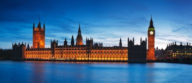 Houses of Parliament, London - England