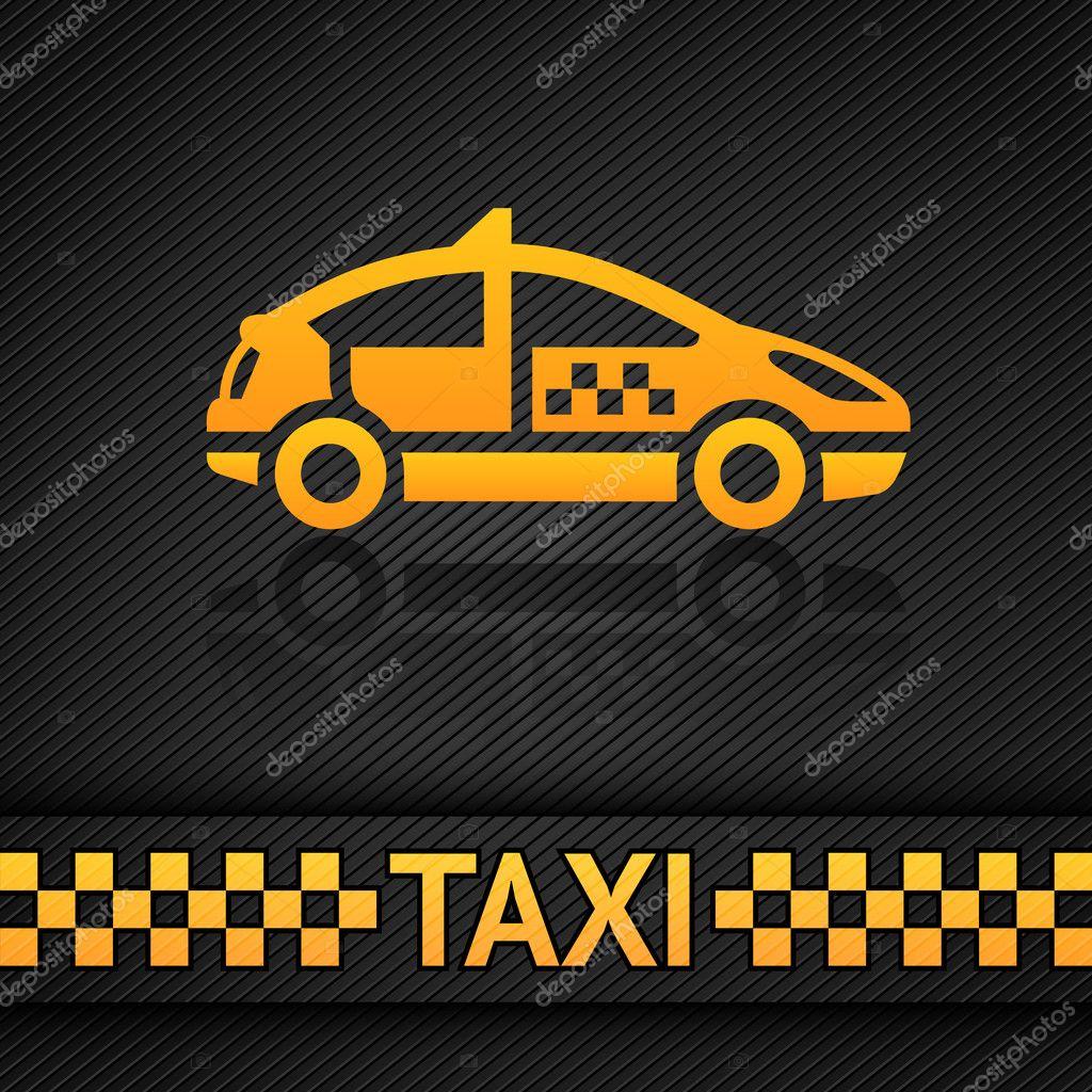 Racing Hintergrund Vorlage Taxi Taxi Hintergrund