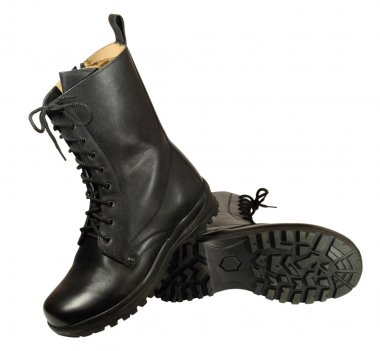 Combat boot - military boots
