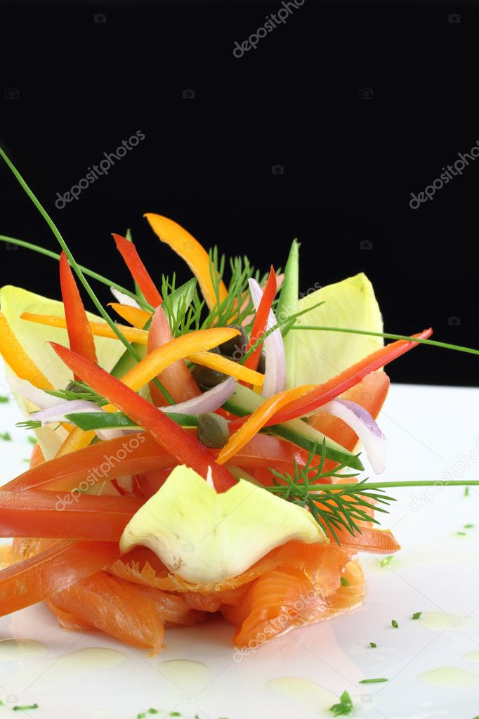 Блюда для гурманов фото