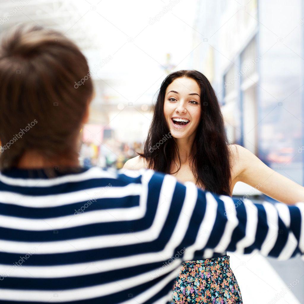 Trouvé petite amie sur le site de rencontres