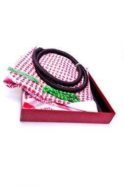Folded Headscarf Gift