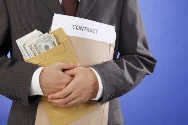 Money to buy contract