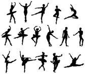 Fotografie Ballet dancer