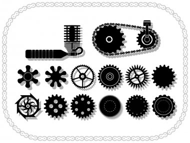 Wheels and mechanisms