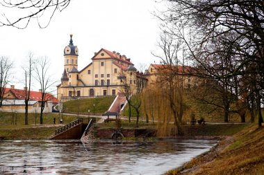 Nesvizh Castle. Belarus