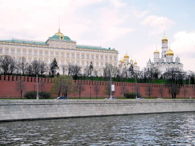 Moscow Kremlin Palace and Cathedrals 2011
