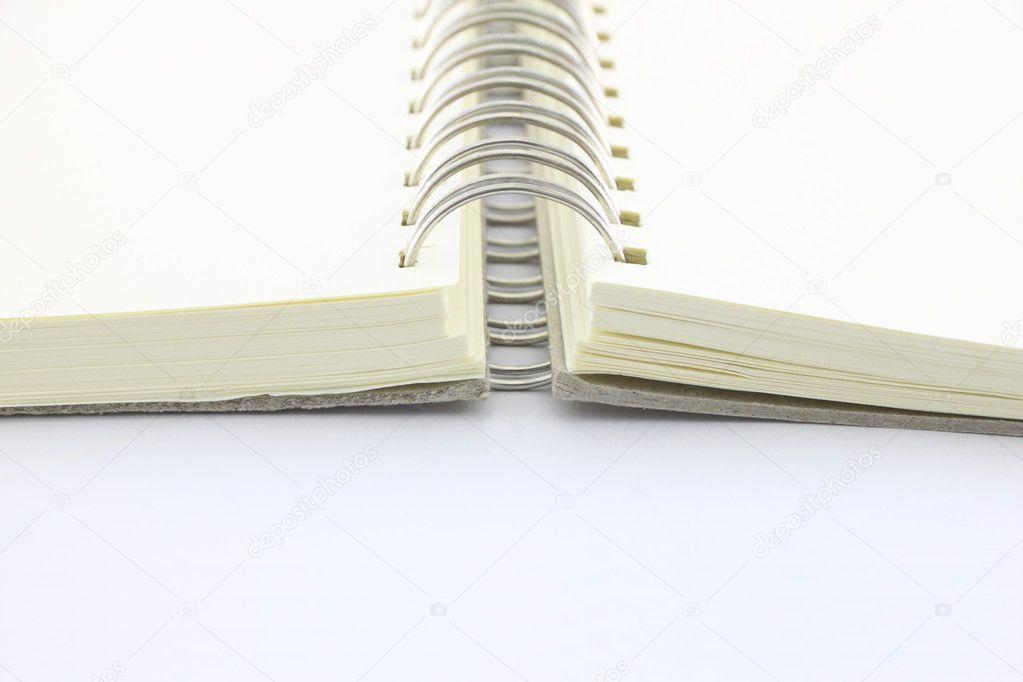 spine of ring binder notebook stock photo keerati 10638218