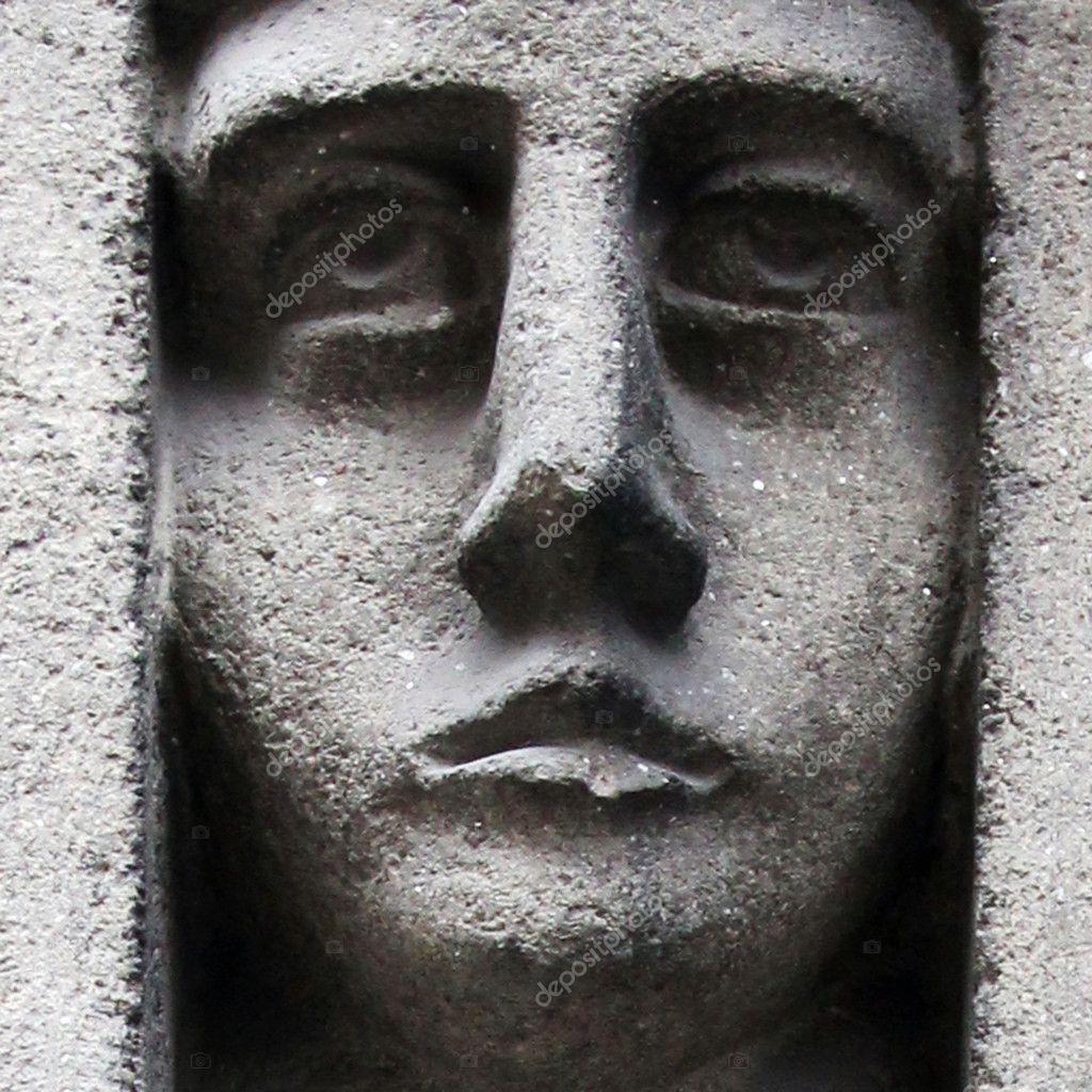 Face of goddess Hera in Greek mythology (Juno in Roman