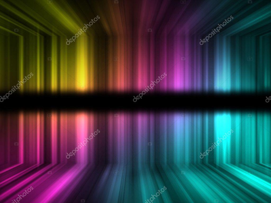 Kleur Veel Kleur : Veel kleur lijnen met 3d effect u2014 stockfoto © alexbai #9220745