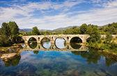 římský most ponte porto, braga, na severu Portugalska
