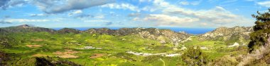 Panorama of Nature