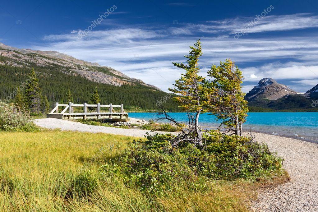 Beautiful Canadian Landscape, Banff National Park, Alberta, Canada