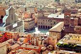 Photo Bologna city view, Italy