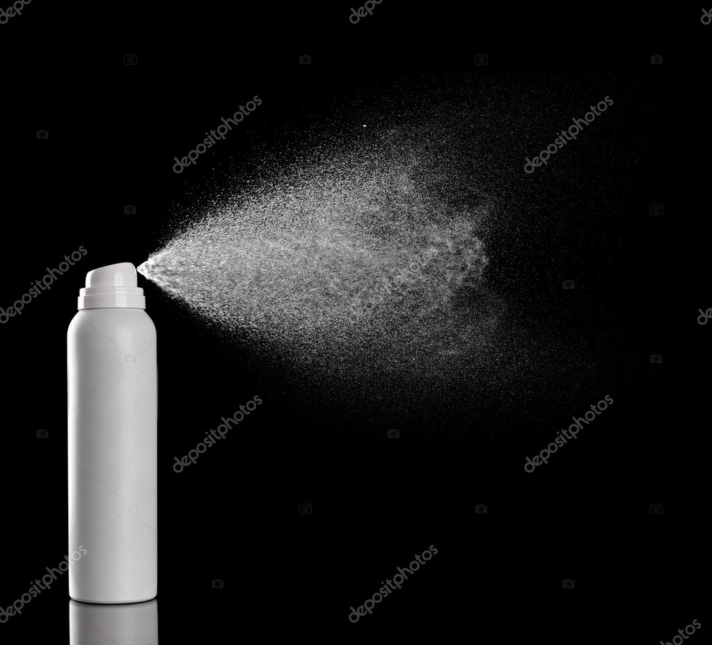 Spray bottle liquid perfume drop — Stock Photo © PicsFive #10354841