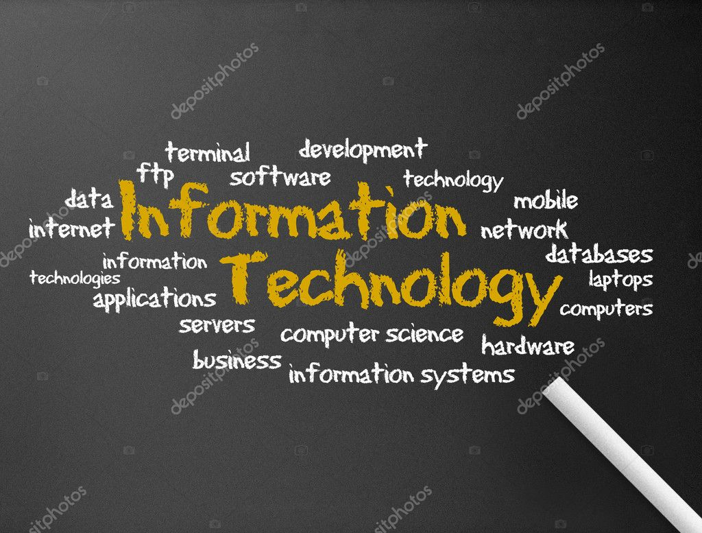 Chalkboard - Information Technology