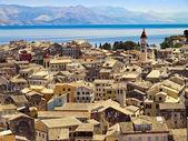 Dächer von Korfu