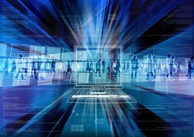 Virtual in Virtual World