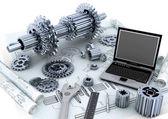 Fotografia ingegneria meccanica