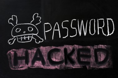 Password hacked