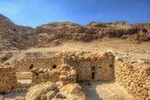 Wüste Ruinen