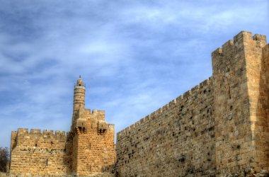 Tower of David Minaret