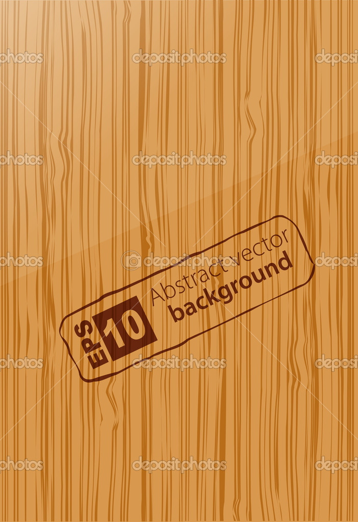 Vertical Wooden texture. Vector