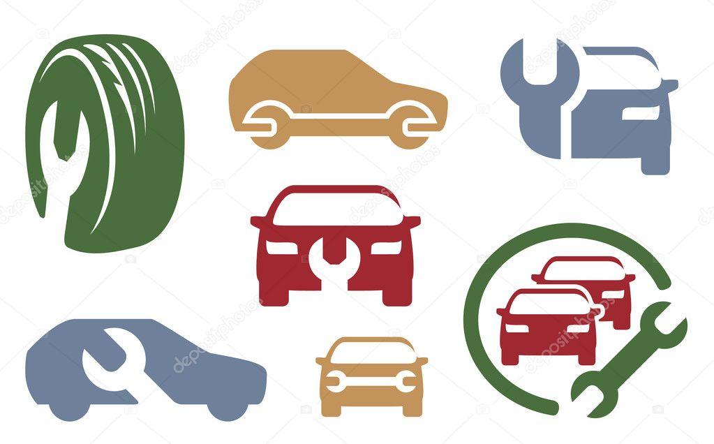 Auto repair elements. Vol. 1