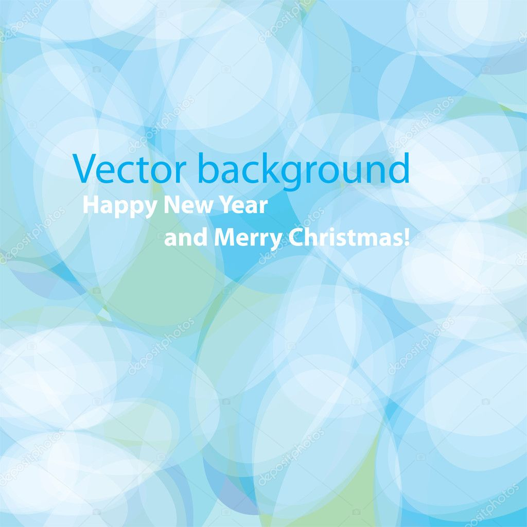 Vector-background-New-year