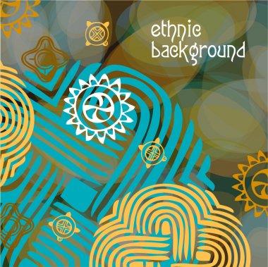 Ethnic-background