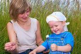 rodina v tallgrass