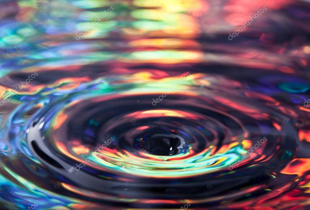 Color wave