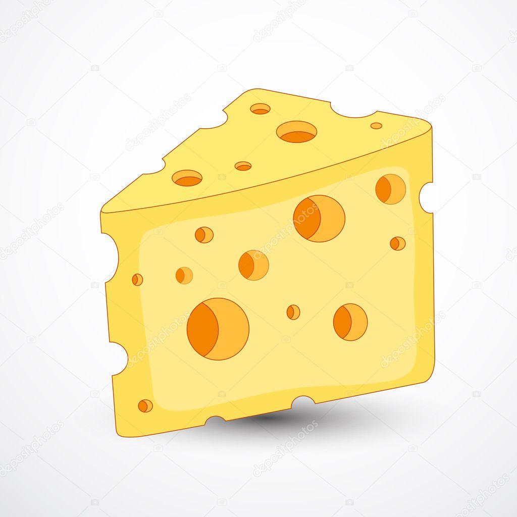 Vettore di formaggio vettoriali stock baavli 9712855 for Scarica clipart