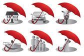Photo Insurance concept