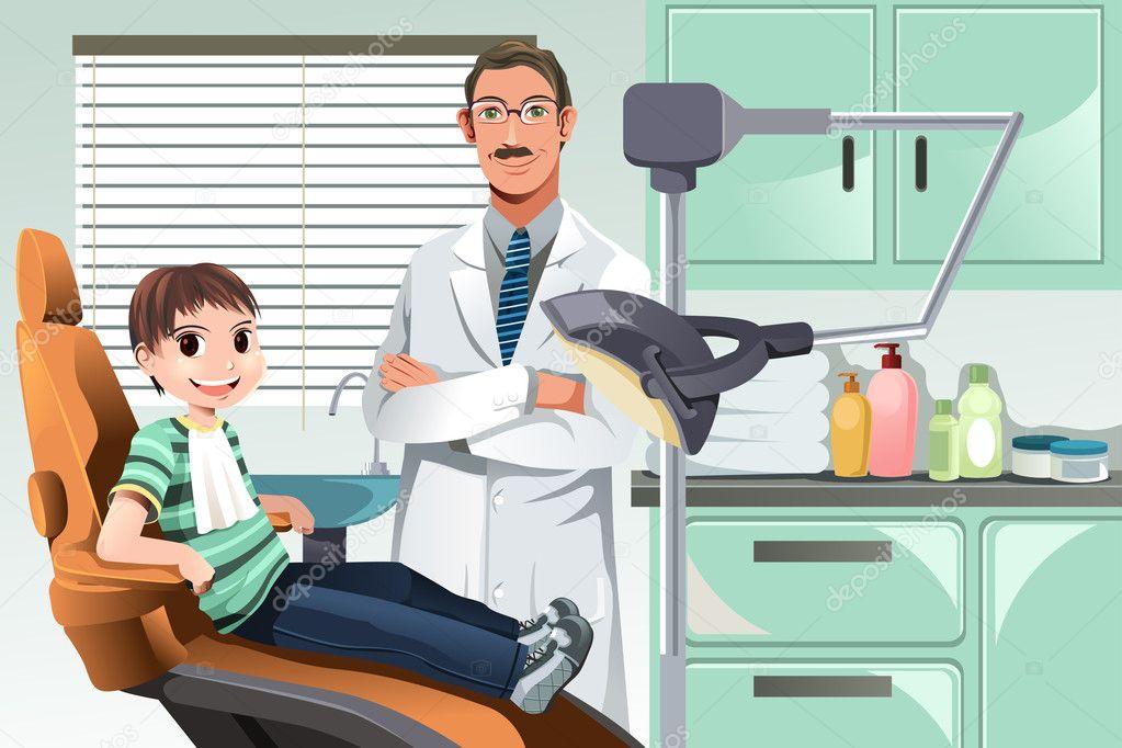 Картинки для детей врач стоматолог, картинки новый