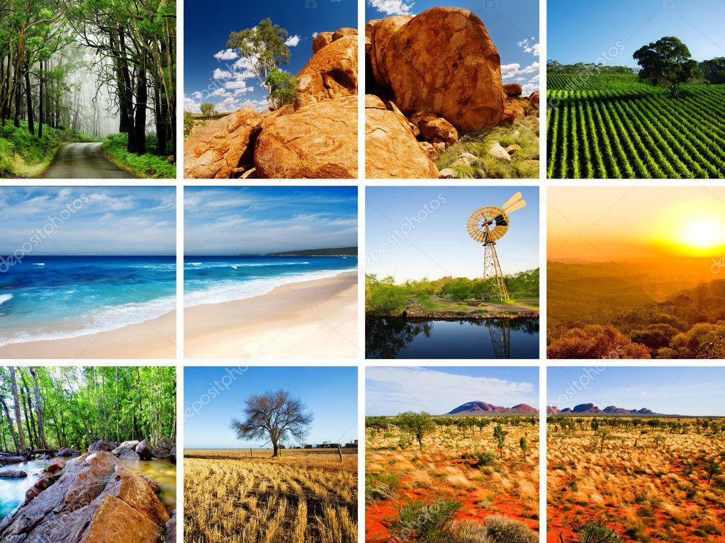 Australia Montage