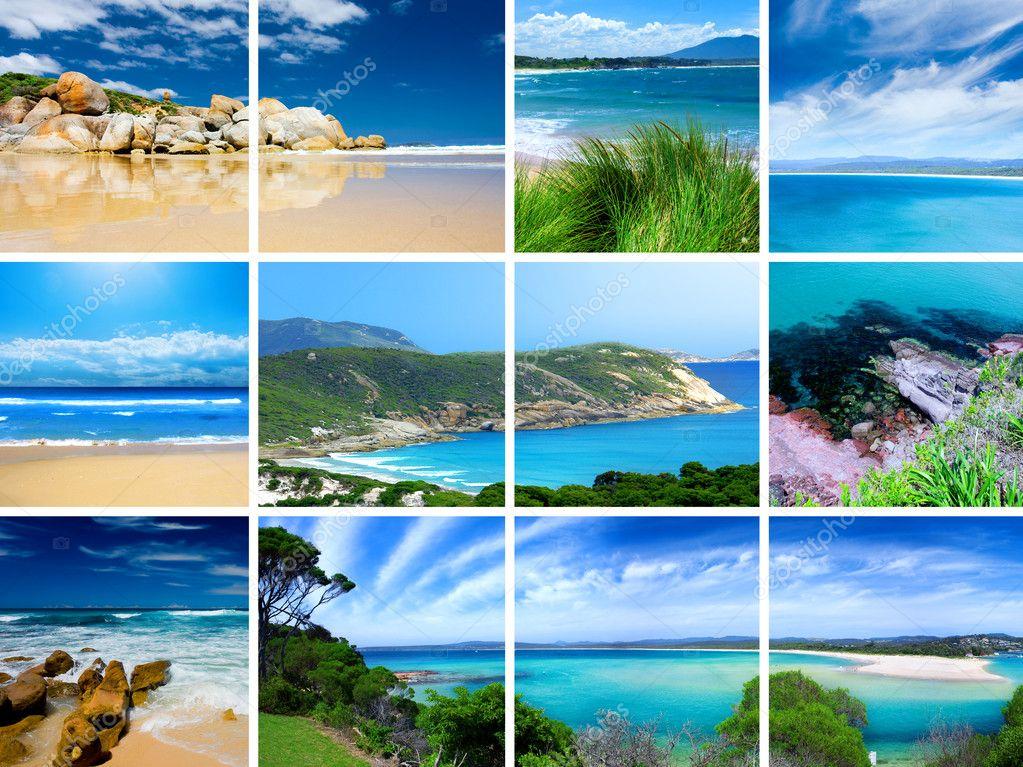Beaches Montage