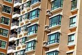 Photo Expensive housing apartments in Hong Kong