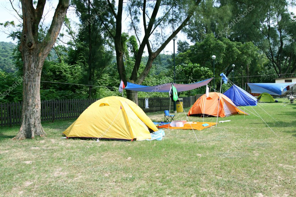 Tents for camping