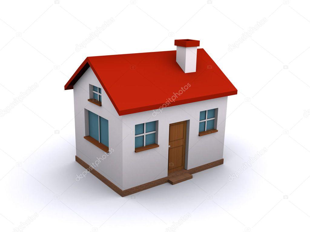 3d House Stock Photo C Devke 8987777