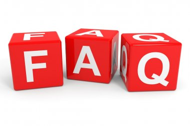 FAQ red cubes.