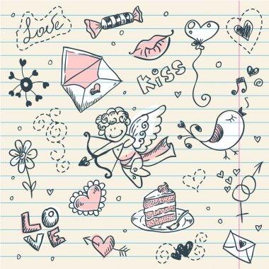 Doodle Valentine